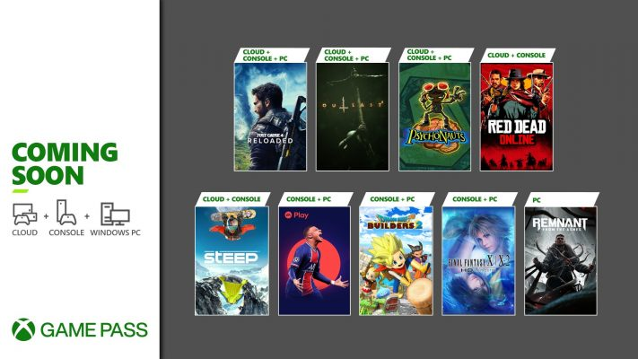 Coming Soon to Xbox Game Pass: Red Dead Online, Final Fantasy X/X-2, FIFA 21, and More