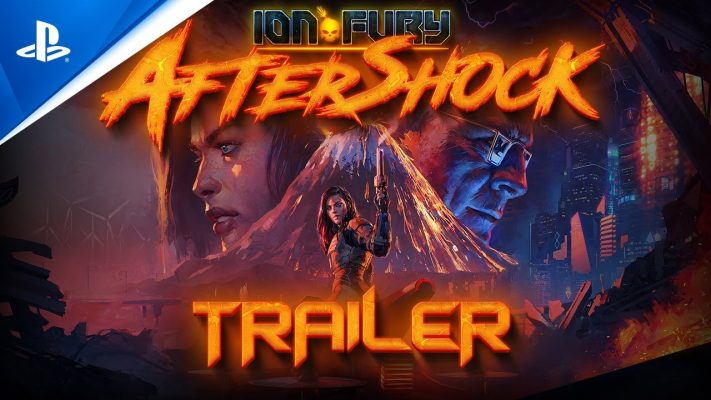 Ion Fury: Aftershock - Announcement Trailer | PS4