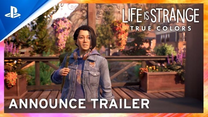 Life is Strange: True Colors - Announce Trailer | PS5, PS4
