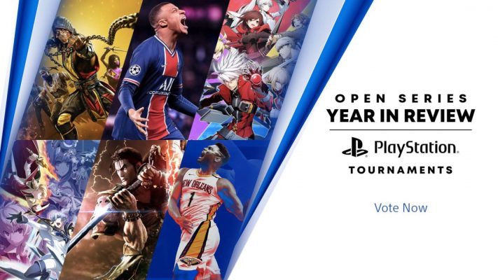 PlayStation Tournaments Open Series 2020 Year in Review – Vote Now – PlayStation.Blog