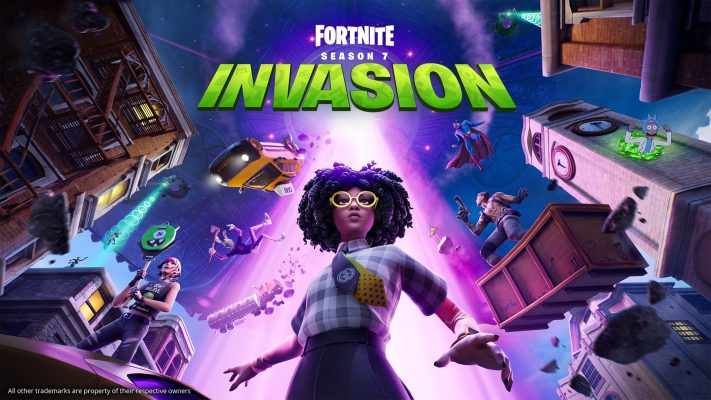 Cosmic chaos descends upon Fortnite in Chapter 2 Season 7: Invasion – PlayStation.Blog