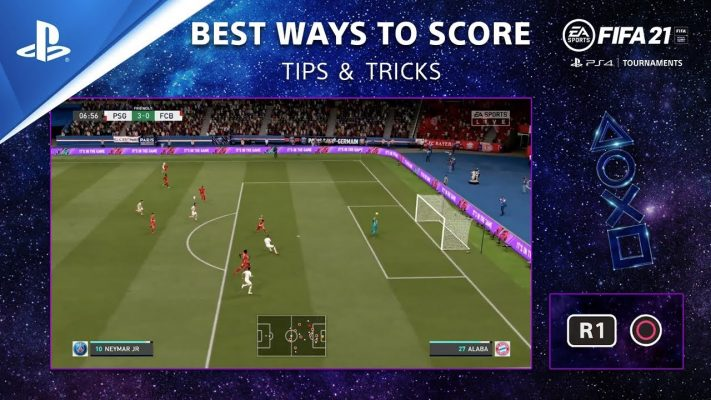 FIFA 21 - The Best Ways to Score Tips Guide | PS Competition Center