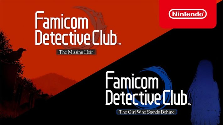 Famicom Detective Club: The Two-Case Collection - Case Notes Trailer - Nintendo Switch