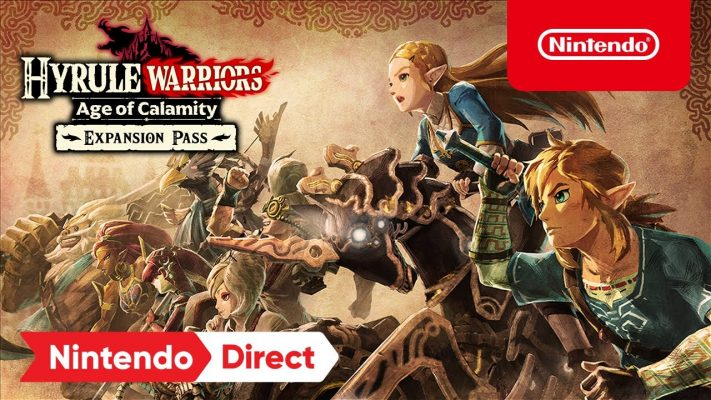 Hyrule Warriors: Age of Calamity Expansion Pass Wave 1 – Pulse of the Ancients