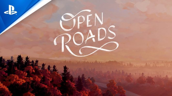 Open Roads - The Game Awards 2020: Teaser Trailer | PS5, PS4