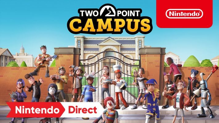 Two Point Campus - Announcement Trailer - Nintendo Switch   E3 2021