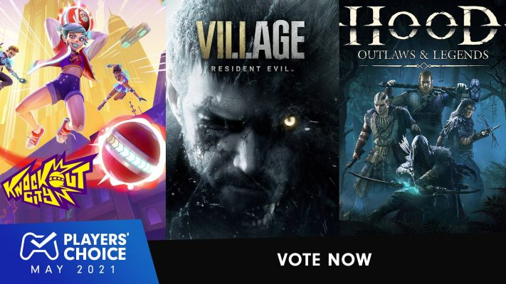 Vote for May's best new game – PlayStation.Blog