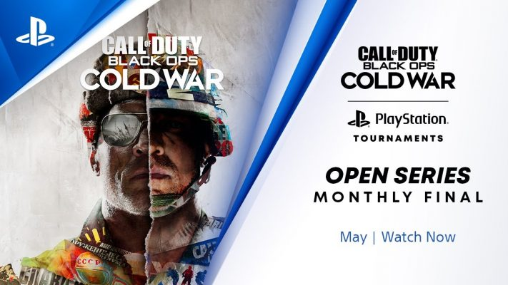 CALL OF DUTY Black Ops Cold War : EU Monthly Finals : PS Tournaments Open Series