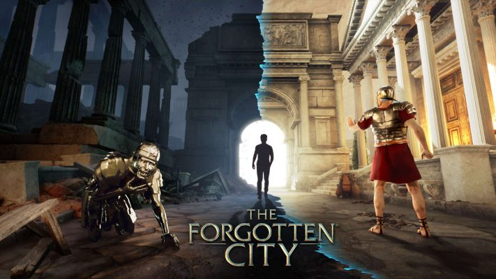 The Forgotten City's Journey From a Mod to a Standalone Game