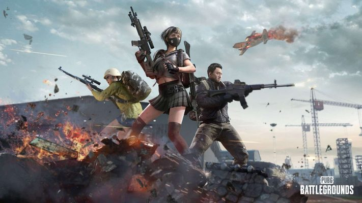 The Glorious Return of the 8x8 Battleground in PUBG's Taego Map