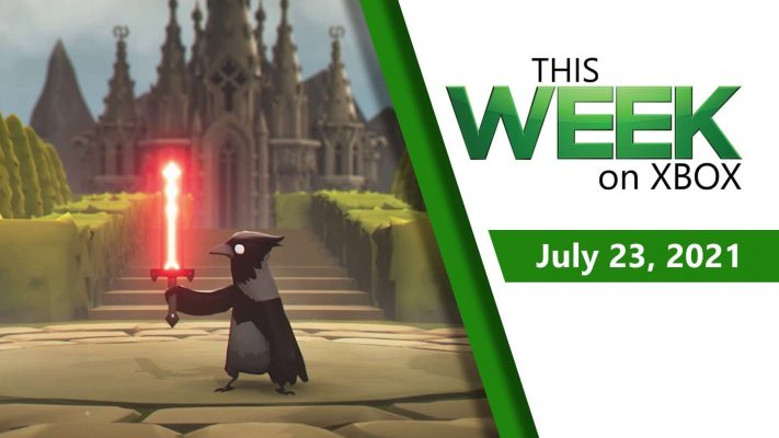 This Week on Xbox: July 23, 2021