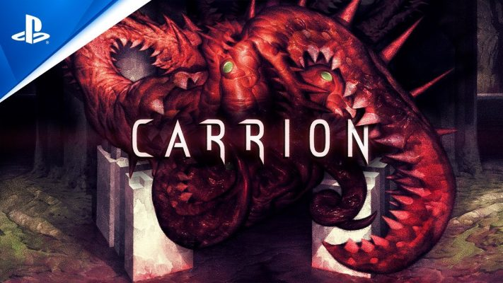 Carrion - Launch Trailer | PS4