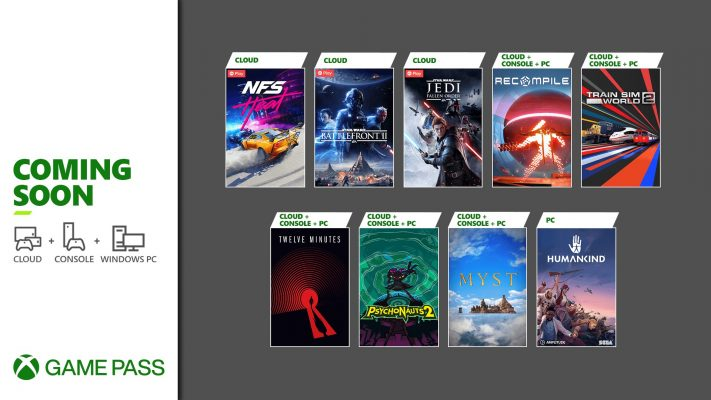 Coming Soon to Xbox Game Pass: Psychonauts 2, Humankind, Twelve Minutes, and More