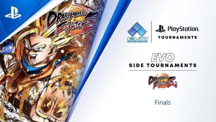Dragon Ball FighterZ : NA Finals : EVO 2021 Online Side Tournaments : PlayStation Tournaments