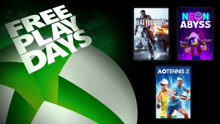 Free Play Days – Battlefield 4, Neon Abyss, and AO Tennis 2