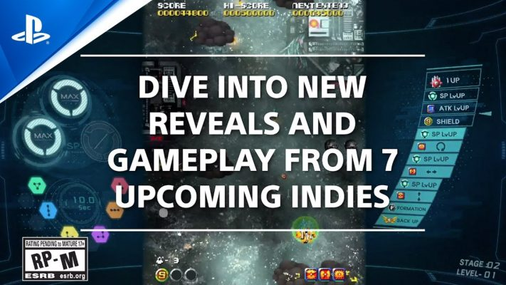 PlayStation Indies Spotlight - August 5 | PS5, PS4