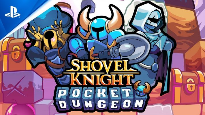 Shovel Knight Pocket Dungeon - Releases Winter 2021 | PS4