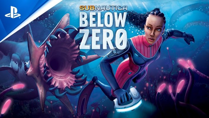 Subnautica: Below Zero at State of Play   PS5, PS4