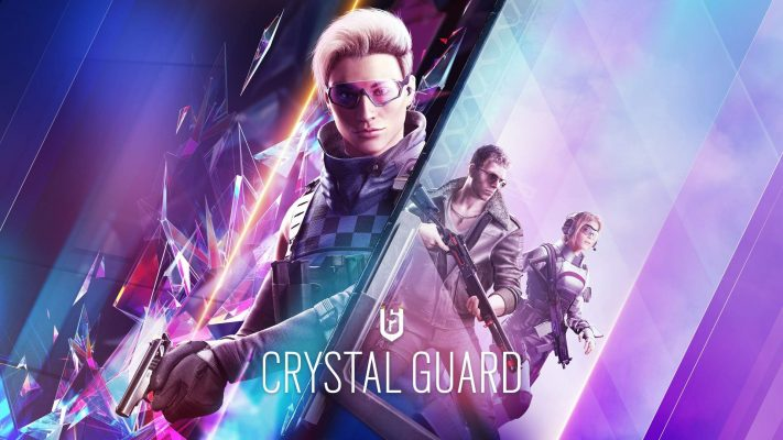 Video For Crystal Guard Brings New Operator and Reworked Maps to Rainbow Six Siege Today